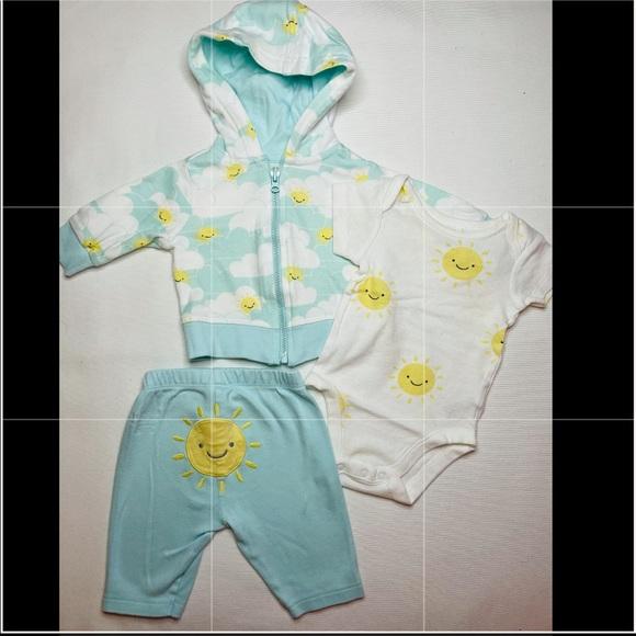 Unisex Matching set. Hoodie, pant & onesie